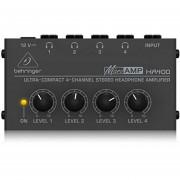 Behringer Ha400 Amplificador Para Auriculares