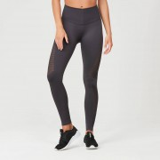 Myprotein Shape Seamless Leggings - S - Slate Grey