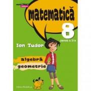 Mate 2000 initiere. Comper. Matematica. Algebra geometrie. Clasa a VIII-a. Partea a II-a Semestrul 2