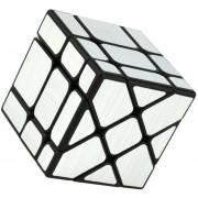 Cubo Magico MoYu MF8833 - Plata Cepillada
