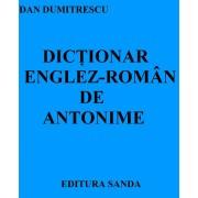 Dictionar Englez-Roman de antonime (eBook)