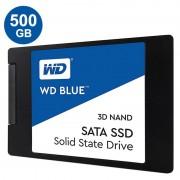 WD Blue 3D Nand SATA SSD WDS500G2B0A - 2,5 - 500GB