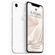 Apple Begagnad iPhone XR 128GB Vit Olåst i topp skick Klass A