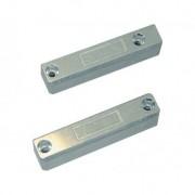 CAME CSA31 Contact magnétique applique alu pour matériaux ferreux EN 50131-2-6 portée 22mm CAME 846EF-0100