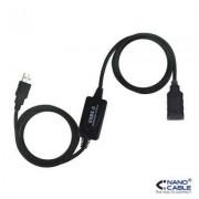 CABLE NC USB20 PROLAMPLI AM AH 10M