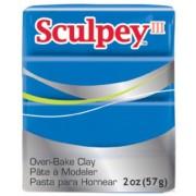 Polyform Sculpey III Polymer Clay, 2-Ounce, New Blue