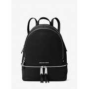 Rhea Medium Leather Backpack