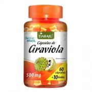 Cápsulas de Graviola - Tiaraju