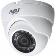adj 700-00101 Telecamera Dome Hd Videosorveglianza Rotazione 360° Visione Notturna Protezione Ip67 Colore Bianco - 700-00101 A-101