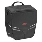 NORCO Canmore City Tasche mit Kompakt Schiene Schwarz
