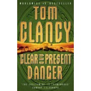 Clear and Present Danger (Clancy Tom)(Paperback) (9780006177302)