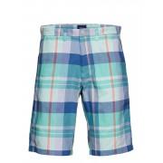 GANT O2. Stripe-Check Bermuda Short