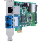 PCI-Express (PCIe x1) Dual Port PoE+ Adp