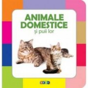 Animale domestice si puii lor
