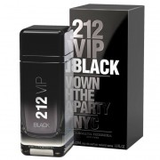 Carolina Herrera 212 VIP Black Men Eau de Parfum Spray 200ml за мъже