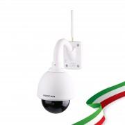 Foscam FI9828P V2 Motorizzata con risoluzione HD Wireless IP Camera ottica 1/3 2.8-12mm 30°~70°