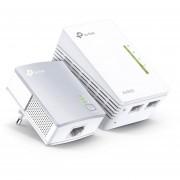 Kit Extensor de Rango TP-LINK TL-WPA4220KIT AV600 Powerline Ethernet 500Mbps