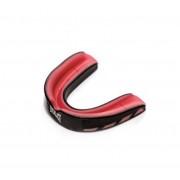 Everlast Evershield Single Mouthguard One size - Black/Red