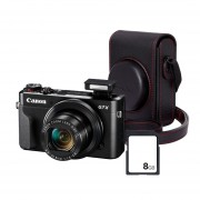 Canon PowerShot G7 X Mark II compact camera Premium Kit