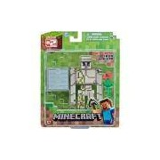 Mini-Figuras Minecraft Série 2 - Iron Golem - Multikids