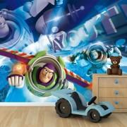 Fototapet Disney Toy Story Buzz Lightyear - 160 x 115 cm