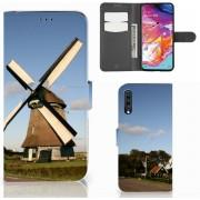 Flip Cover Samsung Galaxy A70 Molen