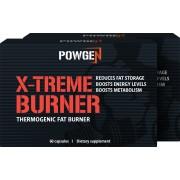 PowGen X-Treme Burner - 1+1 GRATIS - quemar la grasa y aumentar el rendimiento.