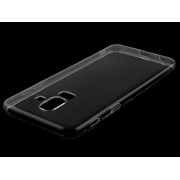 Ultra Thin Gel Case for Samsung Galaxy J8 - Samsung Soft Cover (Clear)