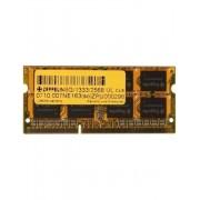 """SODIMM ZEPPELIN DDR3/1333 8GB (dual channel) """"ZE-SD3-8G1333"""""""