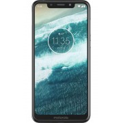 """Smart telefon Motorola One DS Beli 5.9""""HD+ IPS, OC 2.0GHz/4GB/64GB/13+2&8MPx/4G/Android 8.1"""