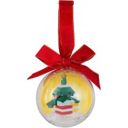 LEGO Christmas Ornament Tree