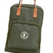 Mochila Baby Bag Legion Extranjera + Cambiador De Regalo - Verde