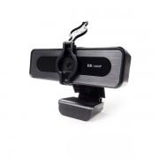 Webbkamera 1080P med dubbla mikrofoner