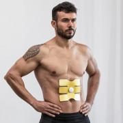 Plasture electro-stimulator abdominal, InnovaGoods Sport ElectroGym