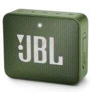 JBL Go 2 Wireless Portable Speaker - безжичен портативен спийкър за мобилни устройства (зелен)