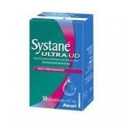 Alcon Collirio Soluzione Oftalmica Lubrificante Systane Ultra Ud 30 Flaconi Da 0,7 Ml