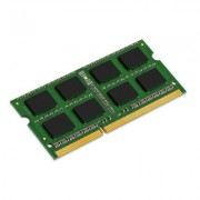 SODIMM, 2GB, DDR3, 1333MHz, KINGSTON, CL9 (KVR13S9S6/2G)