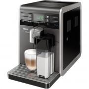 Espressor automat Philips Saeco Moltio HD8777/11, 1850 W, 15 bar, 1.9 L, Negru/Argintiu
