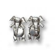 Słonie – kolczyki