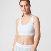 Myprotein Air Sports Bra - S - Powder Blue