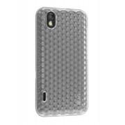 TPU Gel Case for LG Optimus Black P970 - LG Soft Cover (Diamond Clear)