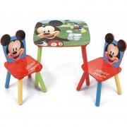 Set masuta si 2 scaunele Mickey Mouse Arditex