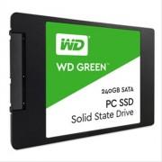 Disco SSD WD Green 240Gb SATA3-540R/465W-68K IOPs