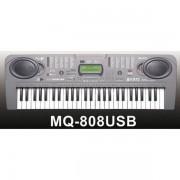 Orga electronica cu 54 clape MQ-808USB cu microfon si citire USB MP3