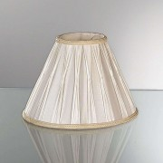 Spare Shade for Pleated Table Lights 30.5 cm
