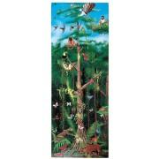 Meliss&Doug - Puzzle de podea Padurea Tropicala 100 pcs