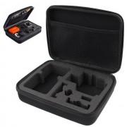 Maxy Custodia Series Borsa Cam Per Gopro Hd Hero 2 - 3 - 3 Plus - 4 Size L Black