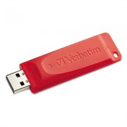 Store 'n' Go Usb 2.0 Flash Drive, 64gb, Red
