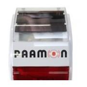Paamon Sirena con Luz Estroboscópica PM-SSWS, Inalámbrica, Energía Solar, 115dB