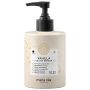 Maria Nila Colour Refresh Vanilla 10.32 Maska na vlasy 300 ml